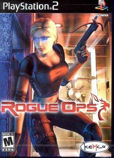 Rogue Ops (Sony PlayStation 2, 2003)