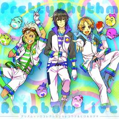 Pretty Rhythm Rainbow Live Prizm Solo Collection Vol.3