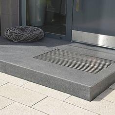 Tocano Podestplatten, Stufen, Eingangspodest #Metten