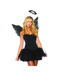 HALLOWEEN FANCY DRESS # SINISTER FOREST FAIRY SM 8-10