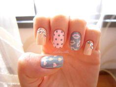 I wish I were this talented! Cute cute!