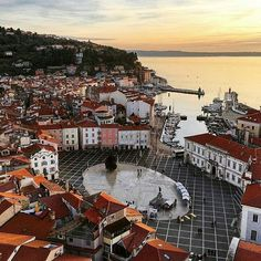 PIRAN, SLOVENIA. #Piran #Slovenia #cities_of_world