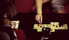 How Board Games Conquered Cafes - THE ATLANTIC #BoardGames, #Cafes