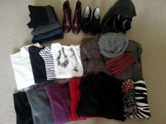 All I needed for a 2 week winter vacation in NY, I packed in a carry on. Want to know how?