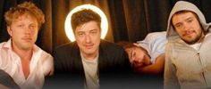 Marcus Mumford may or may not be a god.