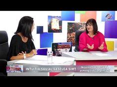 """""""Intuiţia sau al şaselea simţ"""", Brașovul Actual, 21.08.2017, Niculina Gh..."""