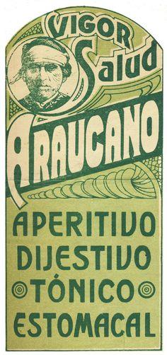 Chile, Vintage Medical, Vintage Ads, Old Poster, Typography, Lettering, Wine And Spirits, Ephemera, Childhood