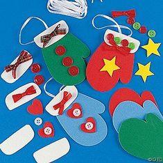 Рождество и Новый Год. Поделки с детьми