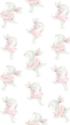 Bunny Pattern – My Crafter Pinging Cute Wallpapers, Wallpaper Backgrounds, Iphone Wallpaper, Baby Bunnies, Cute Bunny, Kawaii, Baby Animals, Cute Animals, Image Deco