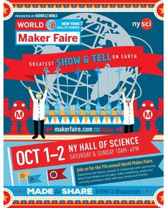 #WorldMakerFaire is in less than 2 weeks! We'll be giving away a FREE K8200 3D Printer at our booth! --> http://ift.tt/2chN46d ______________ #WMF16 #makerfaire #maker #velleman #vellemanstore #free #giveaway #raffle #k8200 #vellemank8200 #3dprinter #3dprinting #3dprint #nyhallofscience #nysci #stem