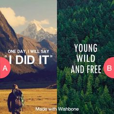 Which quote? Click here to vote @ http://getwishboneapp.com/share/1389347