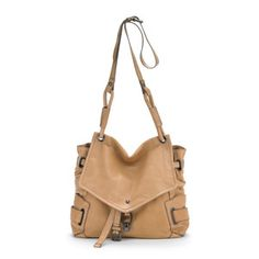 Marnie Shoulder Bag Camel, $329, now featured on Fab.