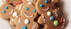 Receita de Biscoitos de Gengibre – Gingerbread Cookies