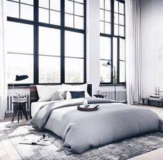 These windows. Always love gray, always.