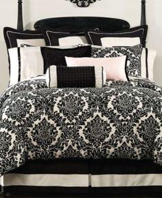 Waterford Bedding, Lisette King Duvet Cover - Duvet Covers - Bed & Bath - Macy's