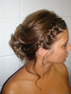 Braid Up-Do... Hair By Kaui!!