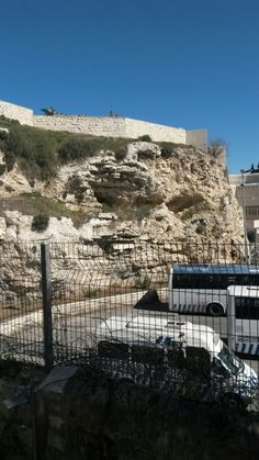 Golgota, Jerusalem
