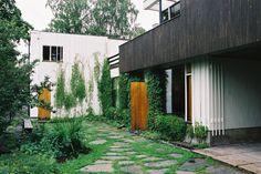 6-AALTO 自邸 : 北欧建築ゼミ アアルト