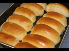 Step By Step: Super Soft and Fluffy Dinner Rolls | Slider Buns | Homemade Bread Rolls Recipe - YouTube