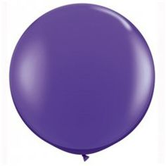 Little Boo-Teek - Stocking Fillers Jumbo 90cm Round Balloon 2 Pack - Violet $18.95  www.littlebooteek.com.au #littlebooteek #christmas #stockingfillers #presents #kids #baby
