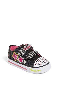 SKECHERS 'Twinkle Toes - Wild Starlight' Light-Up Sneaker (Walker  #SKECHERSGiveThanksPinToWin