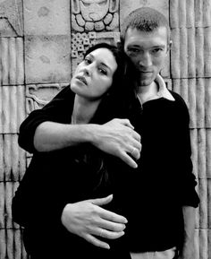 """We like something, and after a while, we hate what we used to love."" Monica Bellucci (with Vincent Cassel)"