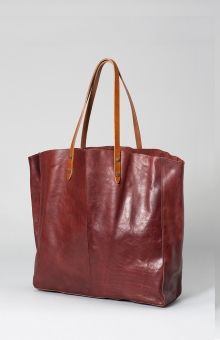 Elk Accessories Kurva Shopper Elk Accessories, Leather Handle, Leather  Totes, Leather Bags, e944136034