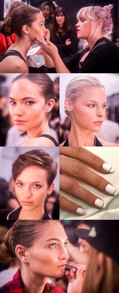 Erin Fetherston Spring 2015 Makeup