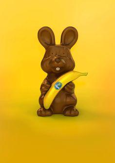 Chiquita bunny