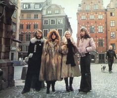 love the setting and the furs