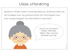Bilderesultat for multiplikasjon metoder Norway, Teaching, Education, Math, School, Children, First Grade, Creative, Young Children