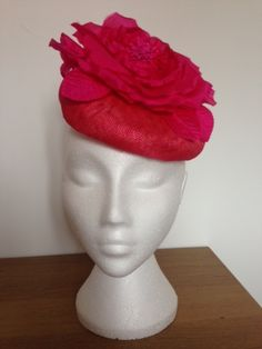 BY CHARMAINE MITCHELL #millinery #hats #HatAcademy