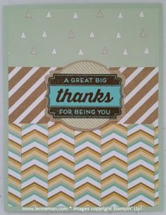 Oh My Goodies Deco Labels- Dena Lenneman, Stampin' Up! Demonstrator