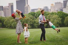 Sweetest family photos, NYC Love Taza