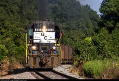 RailPictures.Net Photo: GC 3910 Georgia Central Railroad GE U23B at Macon, Georgia by Jordan Hood