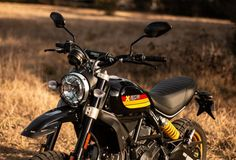 The biggest surprise during my week on the Ducati Scrambler Desert Sled was just how much attention it got - people would cross the street to talk to me Desert Sled, Car Insurance Rates, Triumph Scrambler, Mobile Art, Motorbikes, Deserts, Motorcycle, Vehicles, Bikers