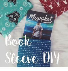 Peace Love Books: DIY project: making your own book covers - Fabric Craft Ideas Diy Sewing Projects, Sewing Tutorials, Sewing Crafts, Craft Projects, Craft Ideas, Sewing Ideas, Fabric Crafts, Sewing Toys, Knitting Projects