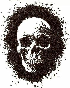 ....Coffe Skull....