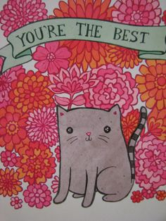 Simon drew cards cost of living greeting card companies myzoetrope your the best cat greeting card companies m4hsunfo