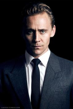 Tom Hiddleston. ..If they ever remake Harry potter I want this man as Snape