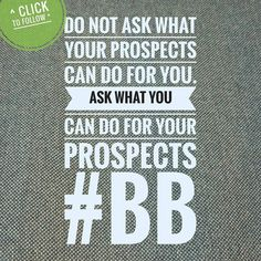 The Important Marketing Lesson You'll Ever Learn?     Ask not want your prospects can do for you. Ask what you can do for your prospects. Like and Follow if you're loving this as much as me   #marketing #buyerpersona #buyerpsychology #sales #contentmarketing #inboundmarketing #digitalmarketing #directresponse #copywriting #businesscoaching #coachlife #consultantlife #marketingtips #salestips #copywriting tips  #psychology #manchester #leeds #liverpool #hull #preston #lancashire… Inbound Marketing, Content Marketing, Digital Marketing, Preston Lancashire, Sales Strategy, Sales Tips, What You Can Do, Copywriting, Leeds