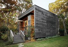 eco lodging. hoping to build this up top next year for my ever expanding family! That will make guesthouse #3!