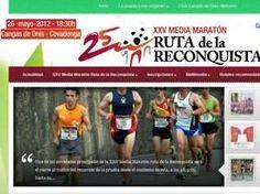 Cangas de Onís, una ciudad que practica el atletismo #running #correr #sport
