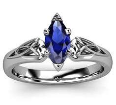 Resultado de imagen de blue sapphire rings