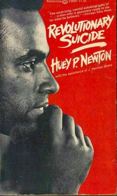 Revolutionary Suicide by Huey P. Huey Newton was a true revolutionary and visionary and it was displayed in this book. Black History Books, Black History Facts, Black Books, I Love Books, Good Books, Books To Read, Book Club Books, Book Lists, African American Books