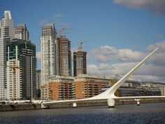 puertomadero- the newest neighborhood in BA-- the Portenos (people from BA) love it because it's so modern but i found it boring as it looks a lot like the US/Chicago