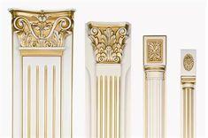 золотые капители плоские: 5 тыс изображений найдено в Яндекс.Картинках Classical Interior Design, Classic Interior, Entrance, Future, Roman, Vintage Interiors, Entryway, Future Tense, Door Entry