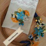 otantik kolye elsanatı tasarım (@otantikkamile) | Instagram photos and videos