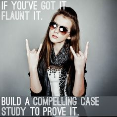 Want to prove to brands you're worth it? Flaunt your skills with a case study!