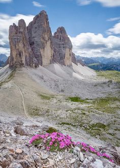 Three Peaks of Lavaredo, Dolomites, Italy